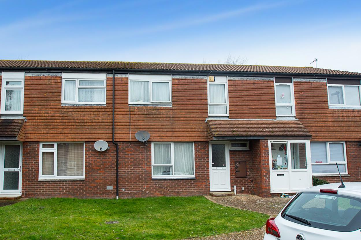 3 Bedrooms Terraced House for sale in Croxden Way, Eastbourne